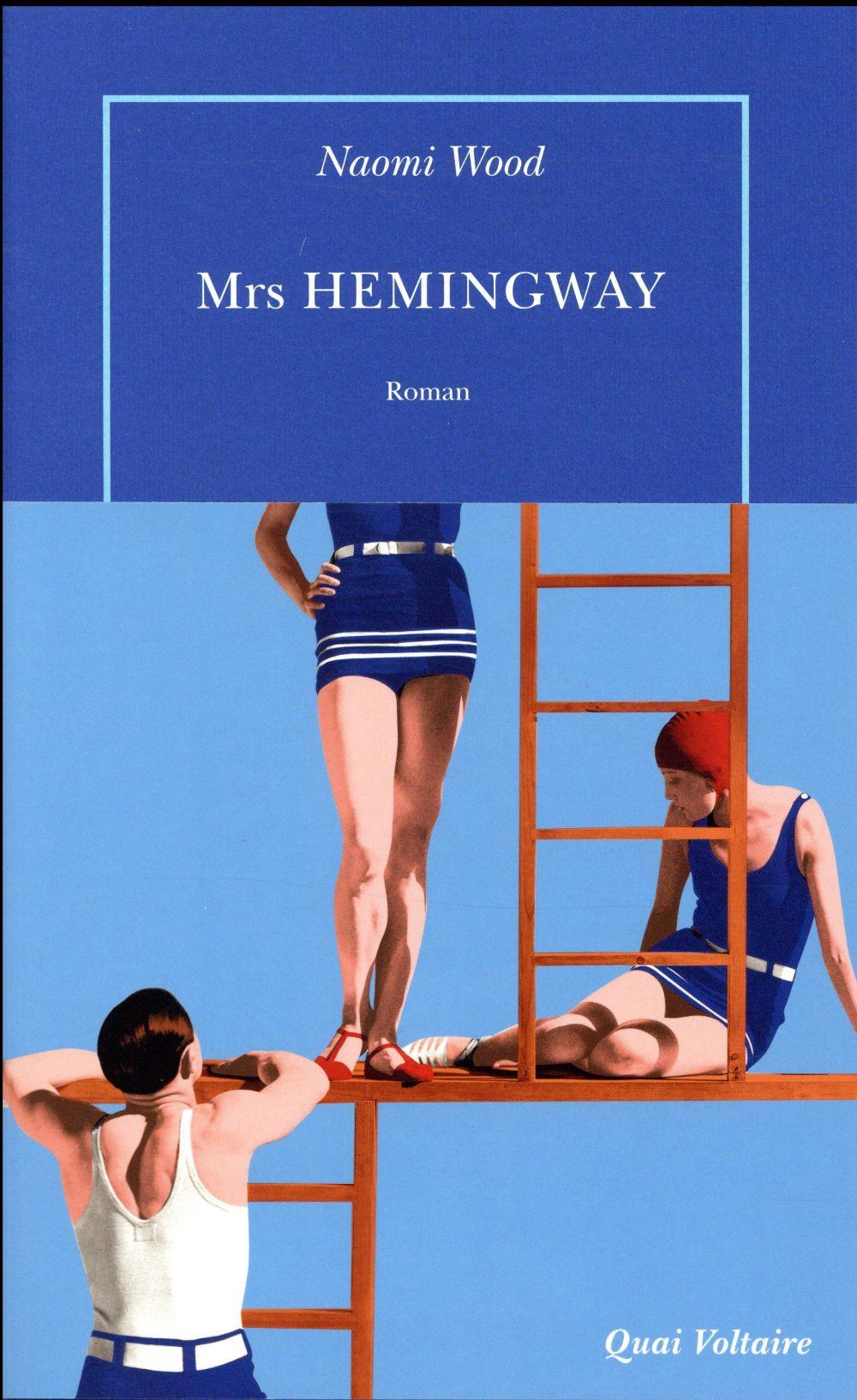 Wood Naomi - MRS HEMINGWAY