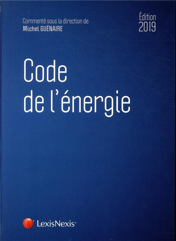 Code de l'energie