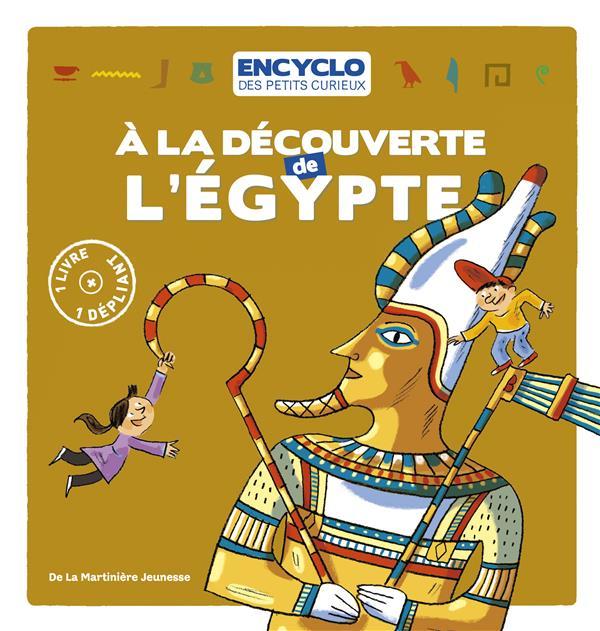 à la découverte de l'Egypte