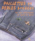 Couverture de Paillettes et perles brodees