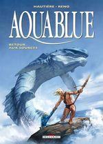 Vente Livre Numérique : Aquablue T12  - Hautière