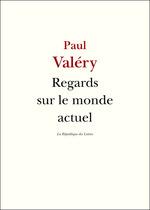 Vente Livre Numérique : Regards sur le monde actuel  - Paul Valéry