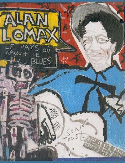 le pays ou naquit le blues (+cd)