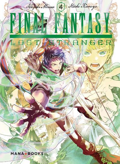 Final Fantasy - lost stranger t.4