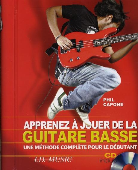 Apprenez à jouer de la guitare basse