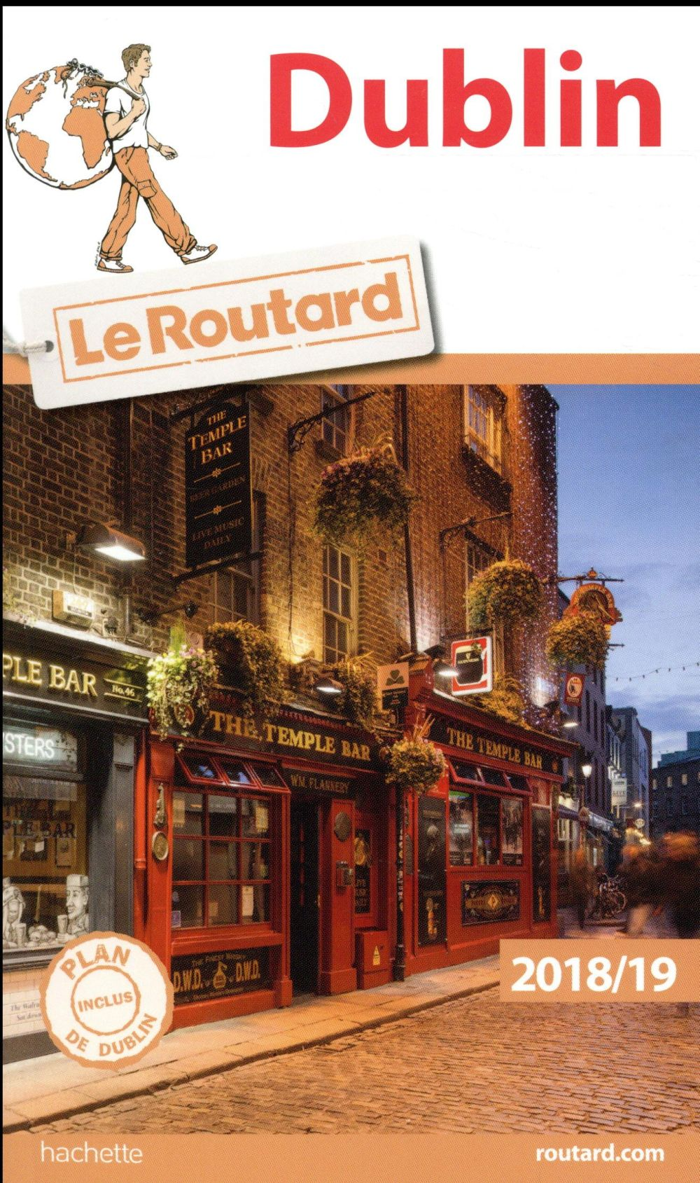 guide du Routard ; Dublin (édition 2018/2019)