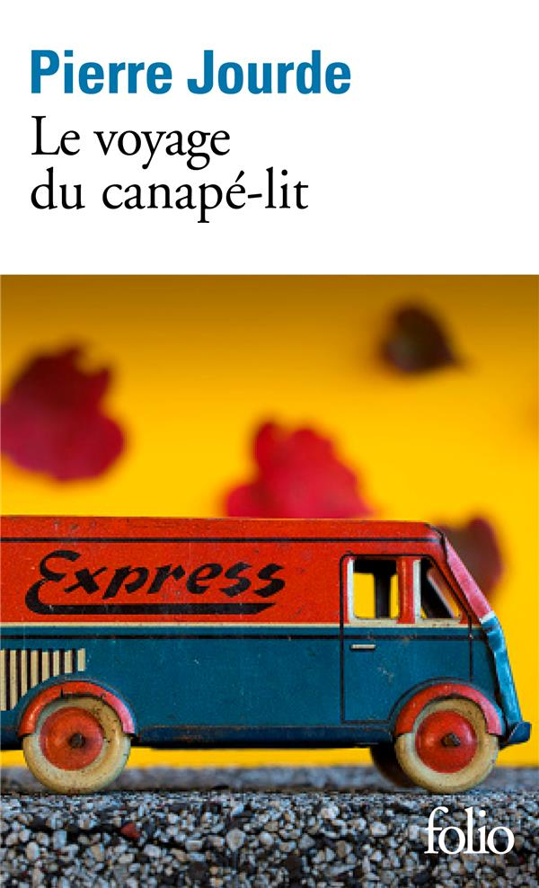 LE VOYAGE DU CANAPE-LIT