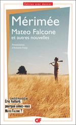 Vente Livre Numérique : Mateo Falcone, Tamango et autres nouvelles  - Prosper Mérimée
