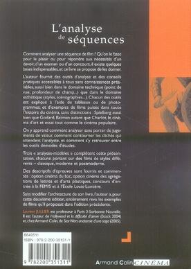 L'analyse de séquences (2e édition)