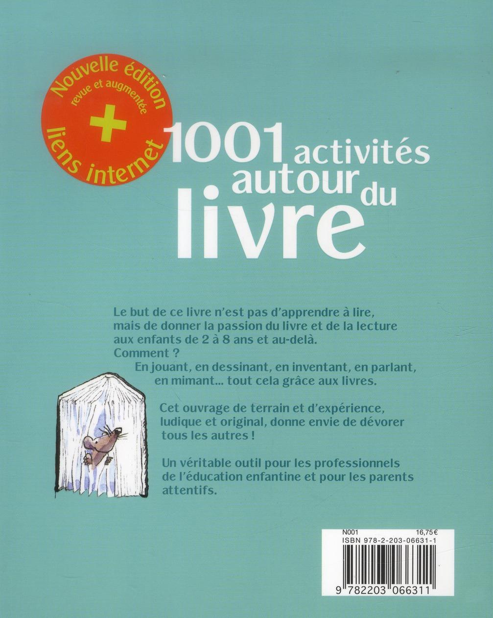 1001 activités autour du livre (édition 2013)