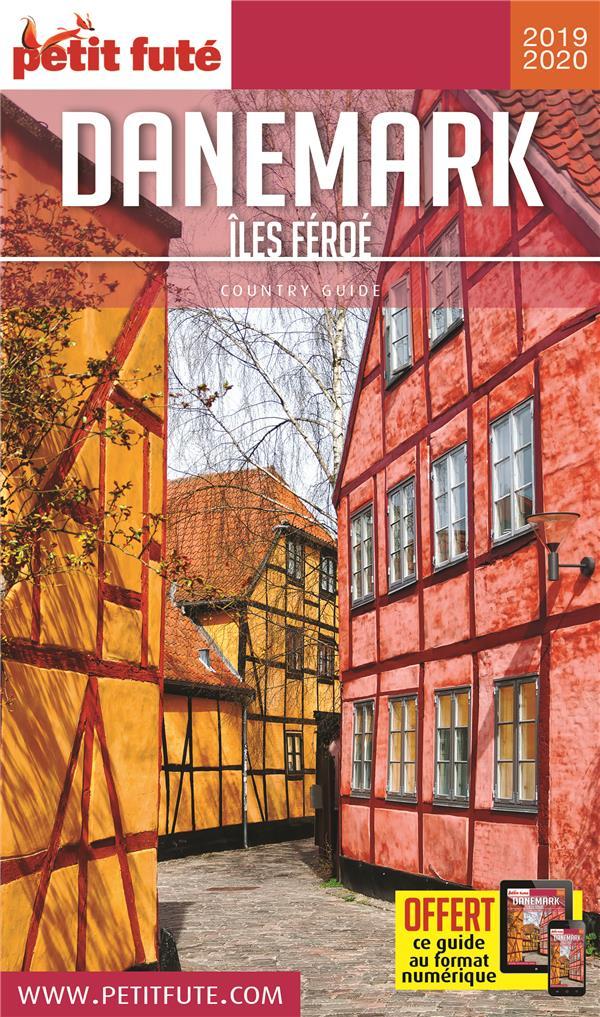 GUIDE PETIT FUTE ; COUNTRY GUIDE ; Danemark, Féroé (édition 2019/2020)