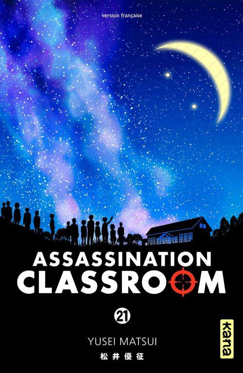 Assassination classroom T.21