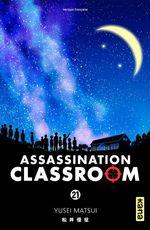 Vente EBooks : Assassination classroom, tome 21  - Yusei Matsui