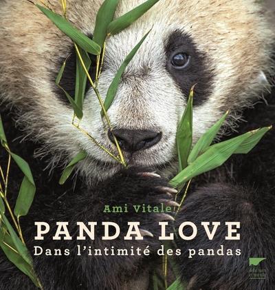 Panda love ; dans l'intimité des pandas