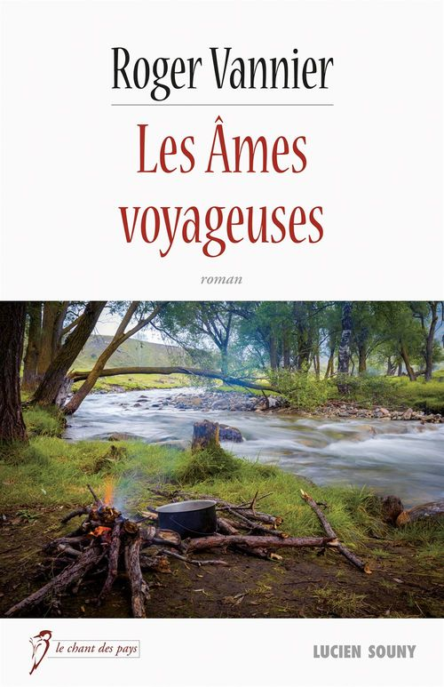 Les Âmes voyageuses  - Roger Vannier