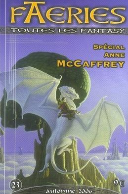 Faeries 23 ; spécial anne mccaffrey