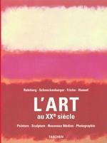Couverture de Lart au xxe siecle. 2 vols. - mi