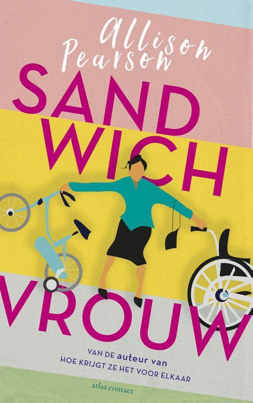 Sandwichvrouw Allison Pearson ebook