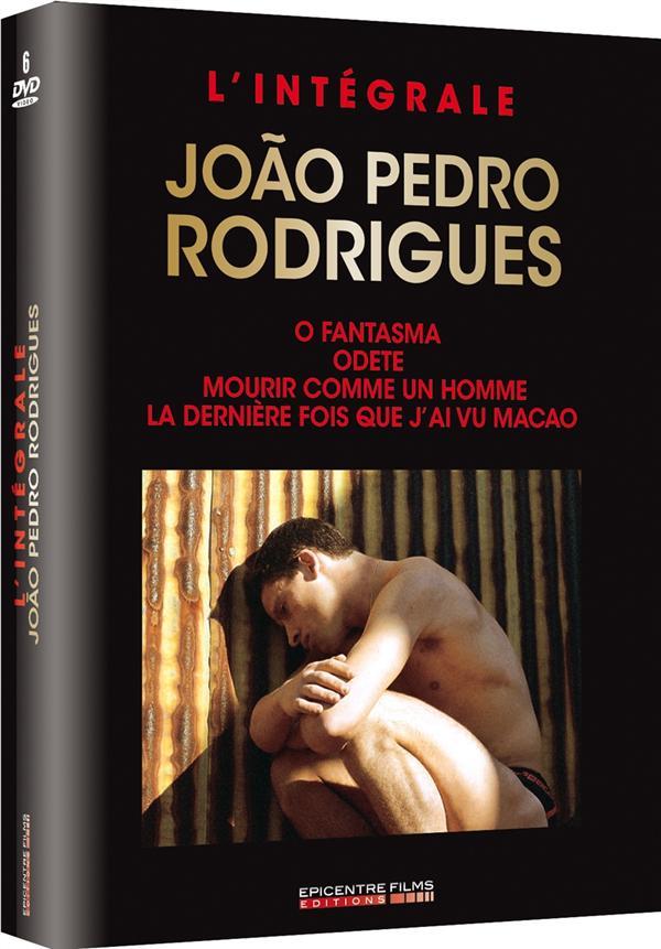 coffret João Pedro Rodrigues 4 films