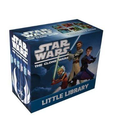 Star Wars the clone wars ; little library