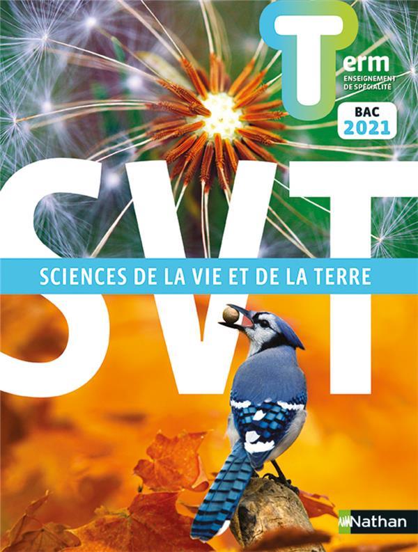 Sciences de la vie et de la Terre ; terminale ; livre de l'élève (édition 2020)