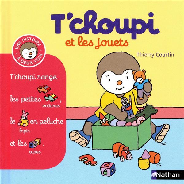 T'Choupi Et Les Jouets