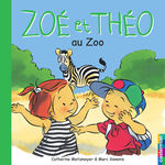 Vente EBooks : Zoé et Théo au zoo (T9)  - Catherine Metzmeyer - Marc Vanenis