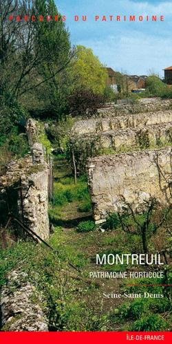 Montreuil ; patrimoine horticole