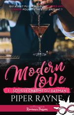 Vente EBooks : Sous le charme du barman  - Piper Rayne