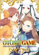 Vente Livre Numérique : Otome Game T02  - Satoru Yamaguchi