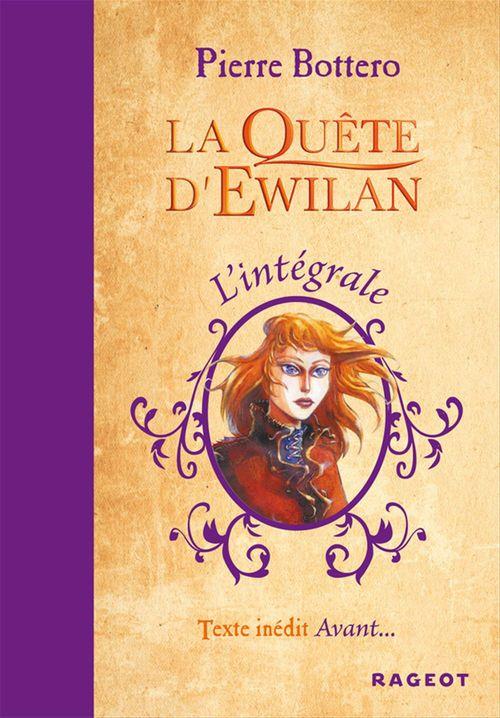 La quête d'Ewilan ; INTEGRALE T.1 A T.3