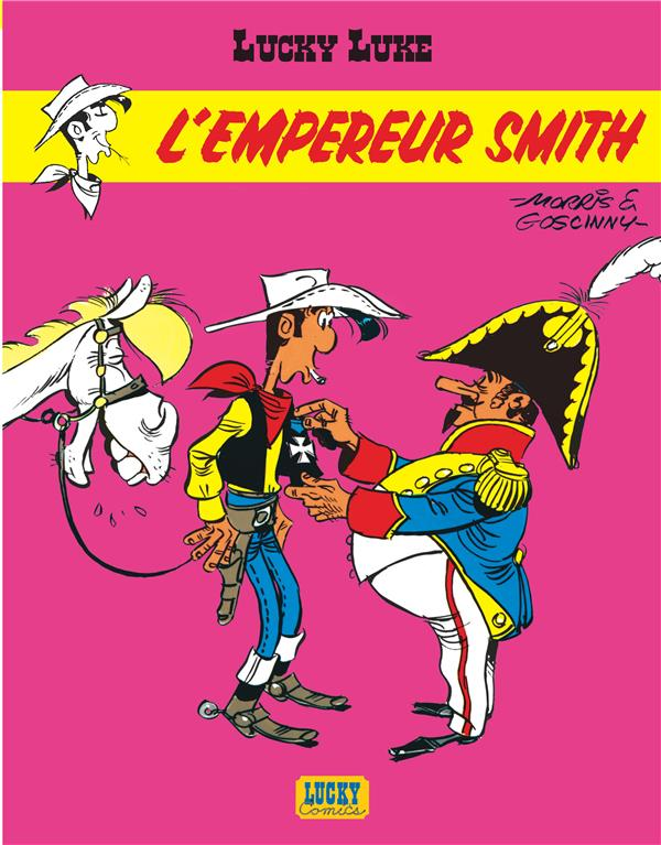 Lucky Luke T.45 ; L'Empereur Smith