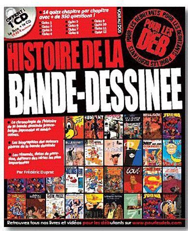 Histoire de la bande-dessinée pour les débutants