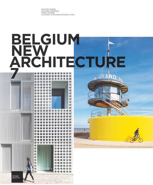Belgium new architecture t.7