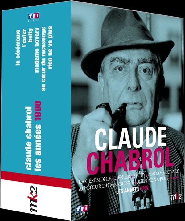 Claude Chabrol - Coffret - Les années 90