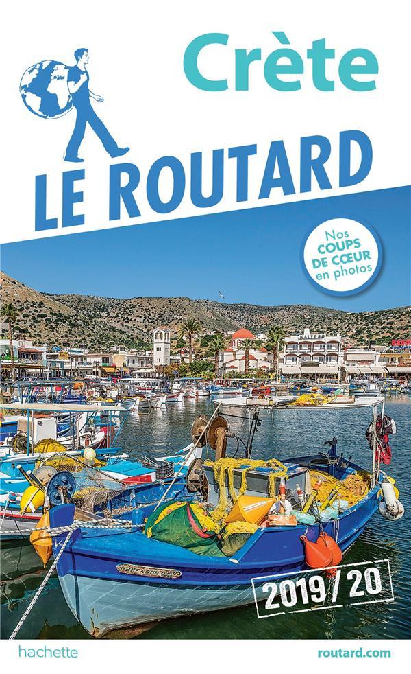Guide du Routard ; Crète (édition 2019/2020)