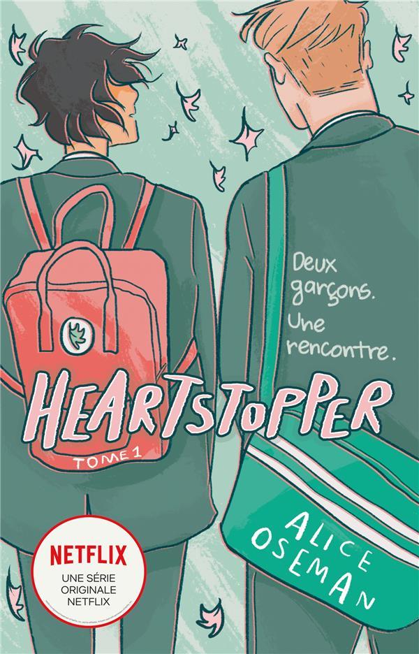 Heartstopper T.1 ; deux garcons, une rencontre