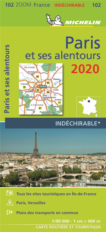PARIS ET SES ALENTOURS 2020