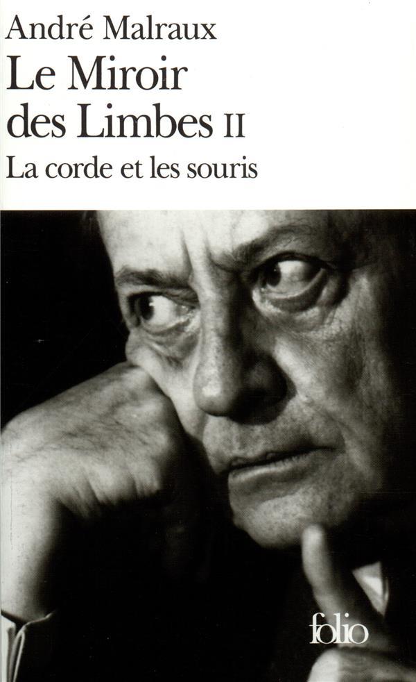 Le Miroir Des Limbes T.2 ; La Corde Et Les Souris