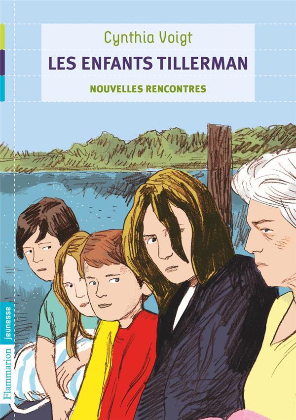 Les enfants Tillerman t.3 ; nouvelles rencontres