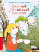 Vente EBooks : Comment j'ai retrouvé mon papi - Roman Vie quotidienne - De 7 à 11 ans  - Quitterie Simon