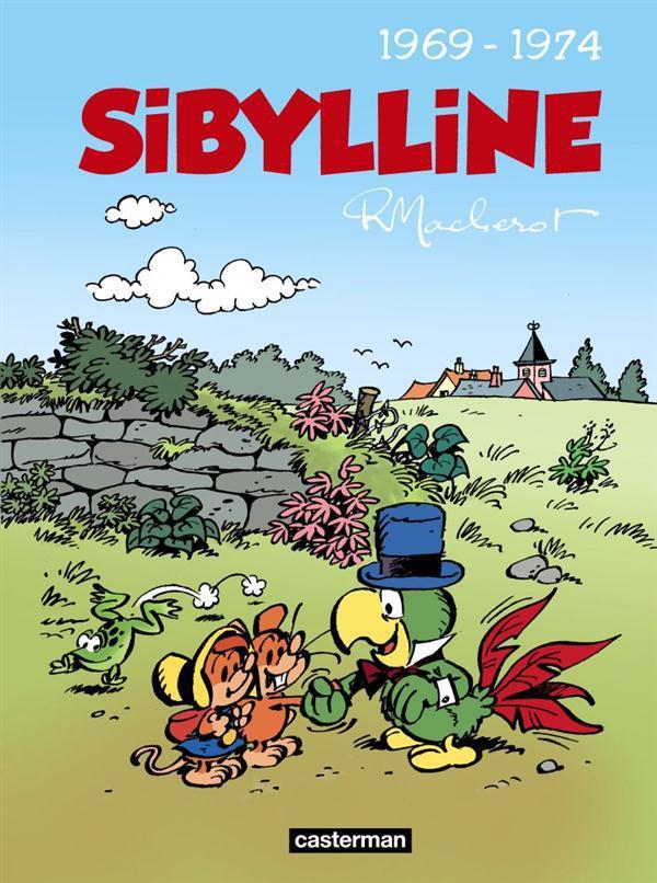 Sibylline ; INTEGRALE VOL.2 ; 1969-1974