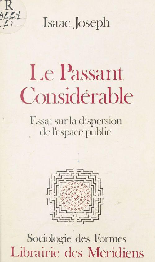 Passant considerable