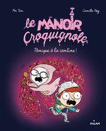 Vente Livre Numérique : Le manoir Croquignole, Tome 04  - Mr Tan