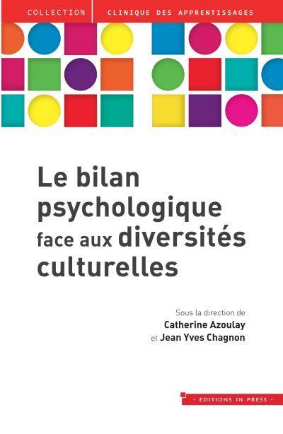 LE BILAN PSYCHOLOGIQUE FACE AU