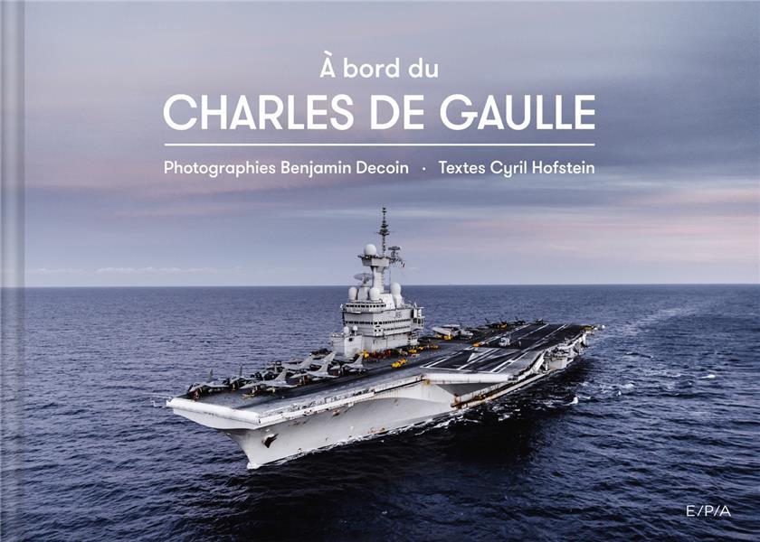 à bord du Charles de Gaulle