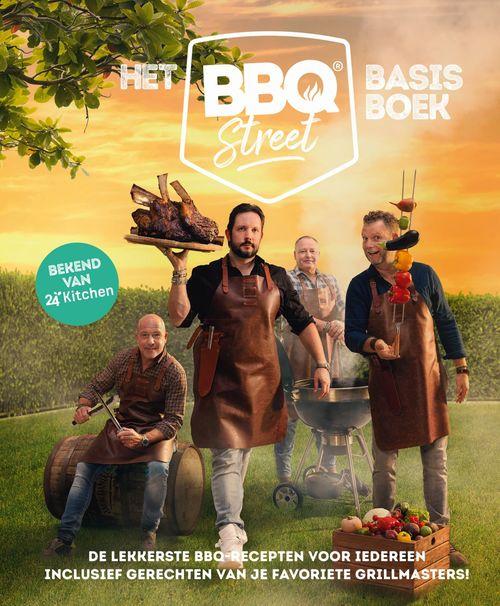 Het BBQ Street Basisboek