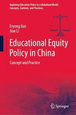 Educational Equity Policy in China