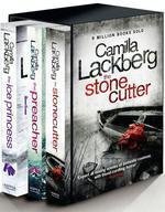 Vente EBooks : Camilla Lackberg Crime Thrillers 1-3: The Ice Princess, The Preacher,  - Camilla Läckberg