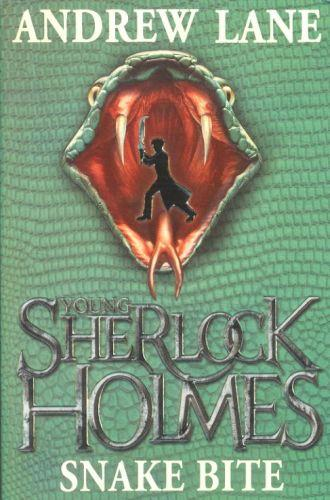 SNAKE BITE - YOUNG SHERLOCK HOLMES: BOOK 5
